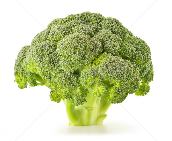 Brokoli yalıtılmış beyaz alışveriş bitki sebze Stok fotoğraf © monticelllo