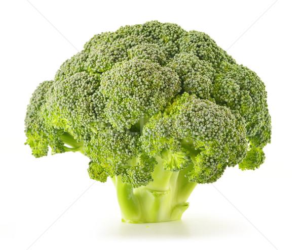 Broccoli isolated on white Stock photo © monticelllo