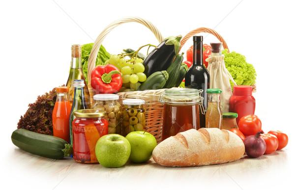 食料品 製品 水 ワイン フルーツ ストックフォト © monticelllo