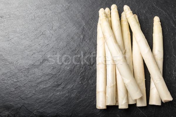 fresh Asparagus Stock photo © Moradoheath