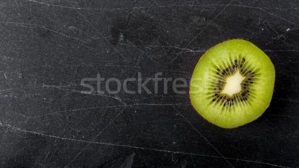 Kiwi zsakett gyümölcs trópusi friss édes Stock fotó © Moradoheath
