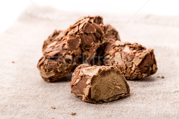 Finest Belgian Chocolate Stock photo © Moradoheath