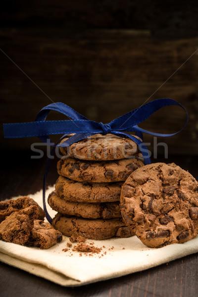 cookies in the stack Stock photo © Moradoheath