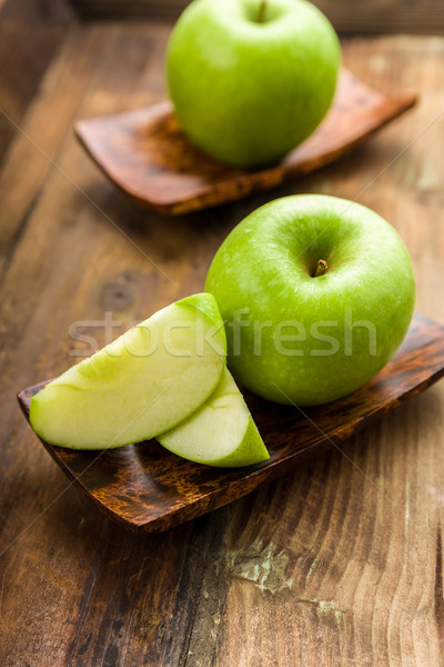 granny Smith apple Stock photo © Moradoheath