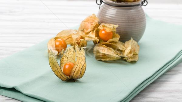 複数 フルーツ オレンジ 白 野菜 甘い ストックフォト © Moradoheath