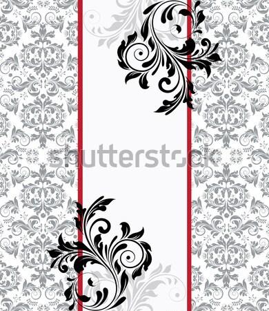 Résumé floral texture design feuille Photo stock © Morphart
