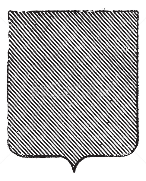 紋章学 ヴィンテージ 彫刻 古い 刻ま 実例 ストックフォト © Morphart