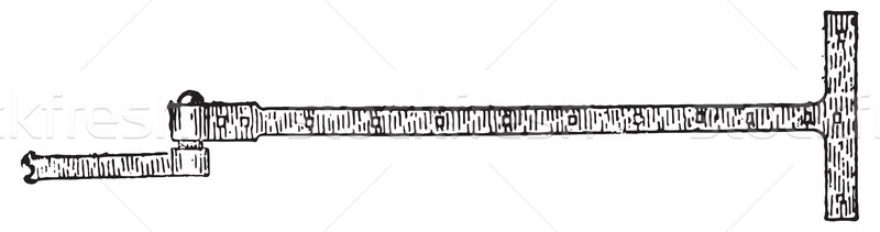 ヒンジ ヴィンテージ 彫刻 刻ま 実例 辞書 ストックフォト © Morphart