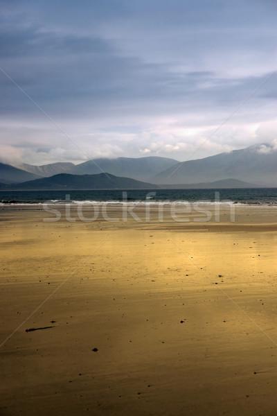 maharees beach and bay Stock photo © morrbyte