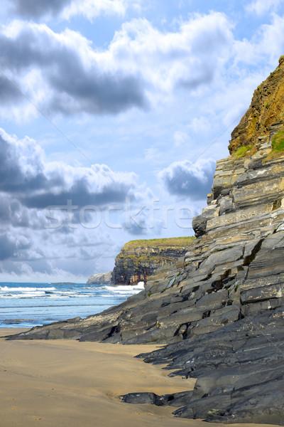wild atlantic way ireland Stock photo © morrbyte