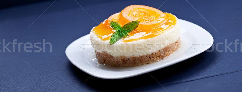 Panorama Dessert Stock photo © mpessaris