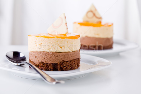 Fresh Dessert Stock photo © mpessaris