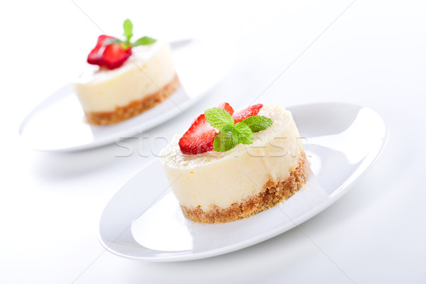 Cheesecakes Stock photo © mpessaris