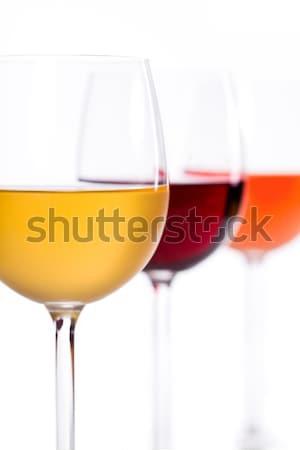 Wines Stock photo © mpessaris