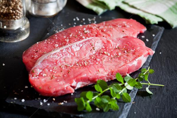 Rib Eye Steak Stock photo © mpessaris