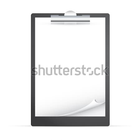 Lege papier vector eps10 business Stockfoto © MPFphotography