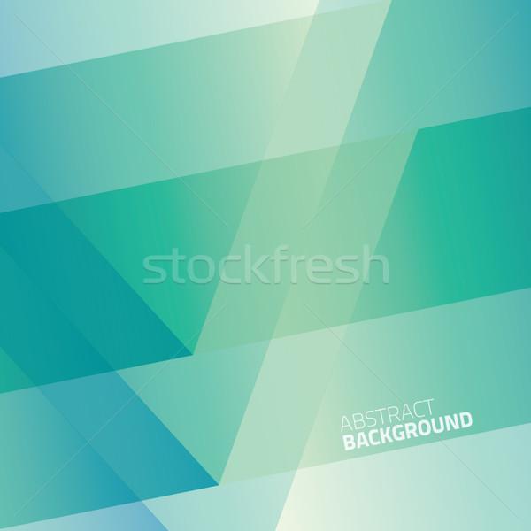 Abstract groene vector textuur ontwerp ruimte Stockfoto © MPFphotography