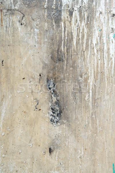 Weathered damaged wall Stock photo © mrakor