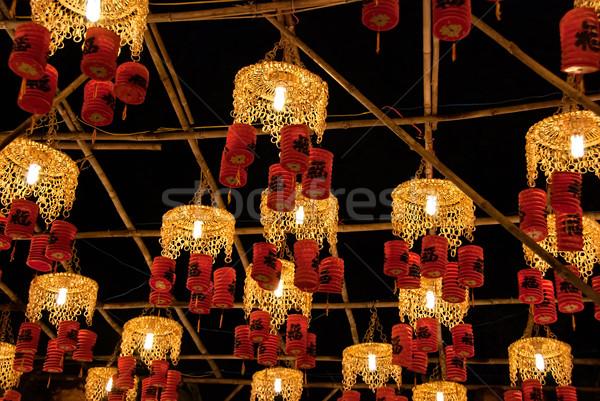 азиатских фестиваля традиционный Новый год Вьетнам Сток-фото © mroz