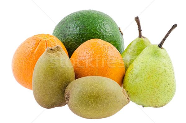健康 果物 アボカド オレンジ 金 キウイ ストックフォト © mroz