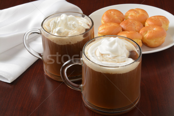 Hot chocolate Stock photo © MSPhotographic