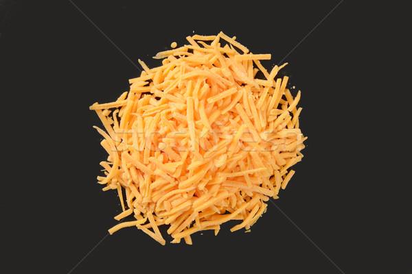 чеддер сыра острый черный Сток-фото © MSPhotographic