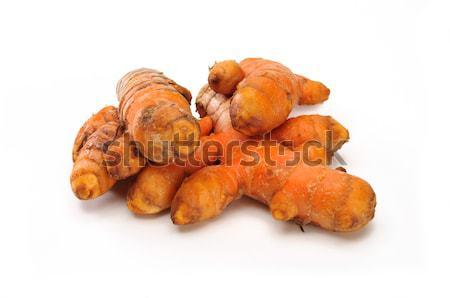 Organic turmeric Stock photo © MSPhotographic