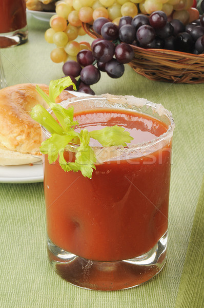 Bloody Mary Stock photo © MSPhotographic