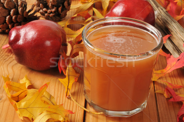 Apple Cider Stock photo © MSPhotographic