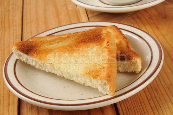 Hot buttered Texas toast Stock photo © MSPhotographic