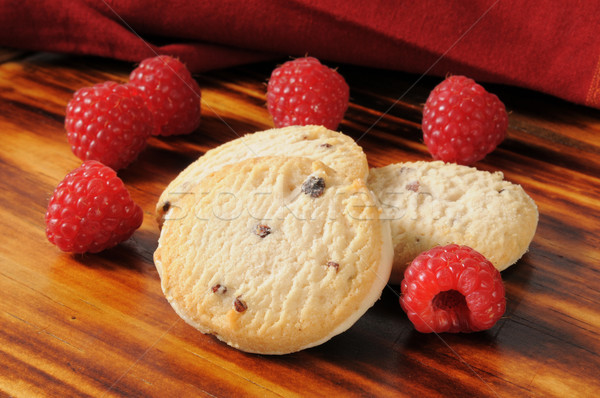 Stock photo: Gourmet shortbread cookies