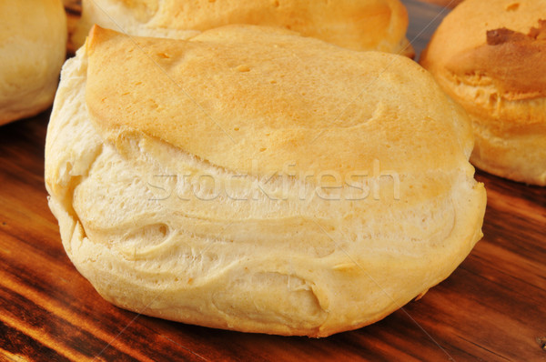 Buttermilk Biscuits Stock photo © MSPhotographic