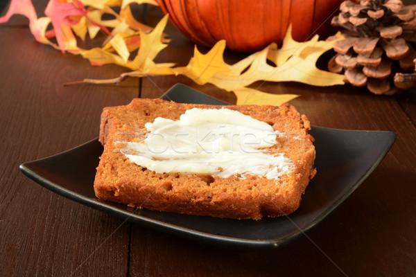 Pumpkin bread Stock photo © MSPhotographic