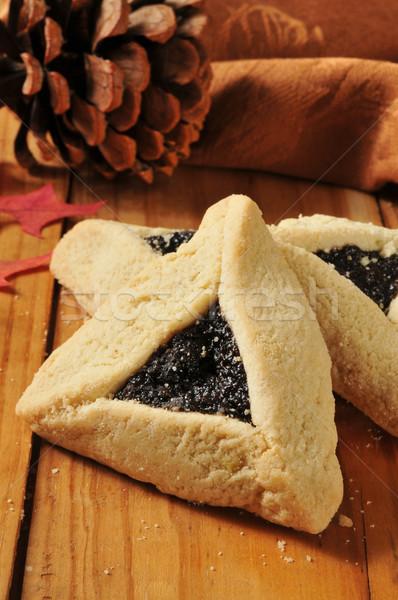 Gourmet holiday cookies Stock photo © MSPhotographic