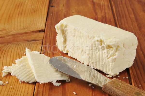 Feta Cheese Stock photo © MSPhotographic