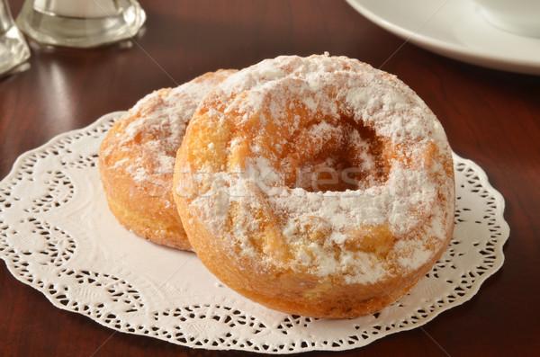 Cake donuts Stock photo © MSPhotographic