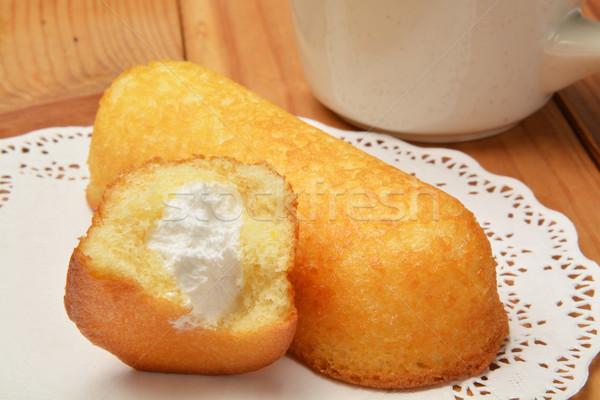 Snack cakes Stock photo © MSPhotographic