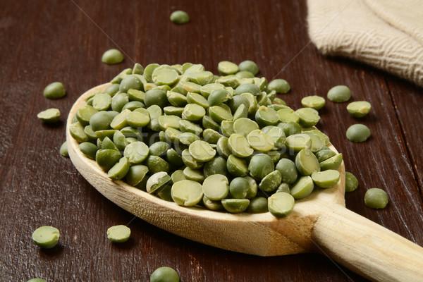 Split peas Stock photo © MSPhotographic