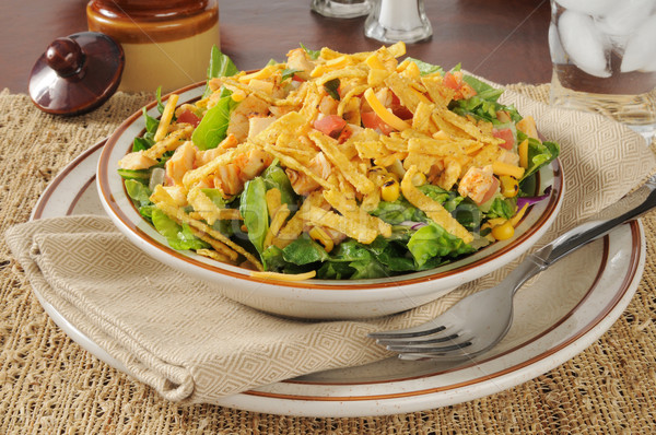 Taco Salad Stock photo © MSPhotographic