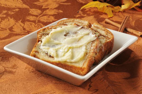 Cinnamon swirl bread Stock photo © MSPhotographic