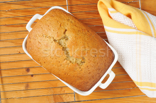 Banana bread Stock photo © MSPhotographic