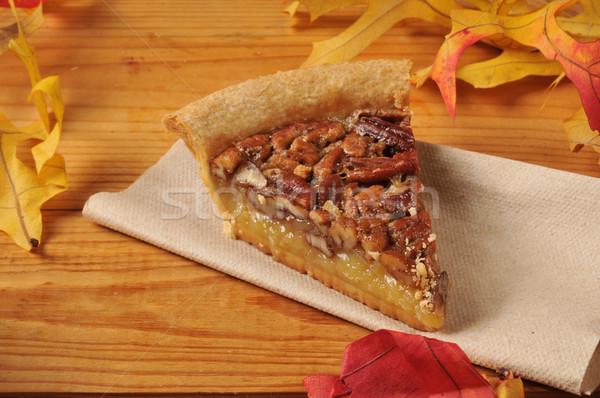 Pecan pie Stock photo © MSPhotographic