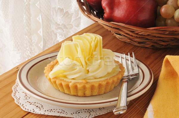 Stock fotó: Kulcs · citrus · pite · desszert · torta · kosár