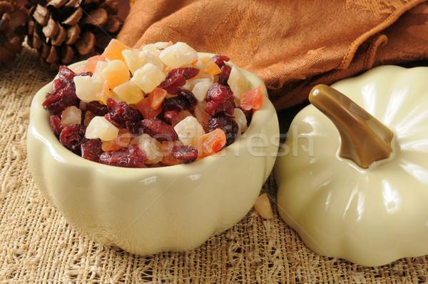 Dried fruit Stock photo © MSPhotographic