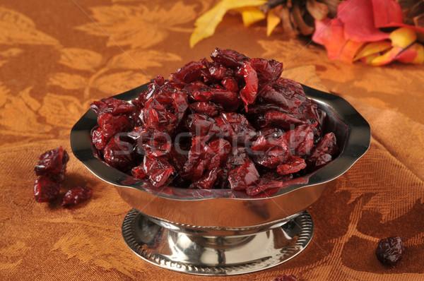 Dried cranberries Stock photo © MSPhotographic