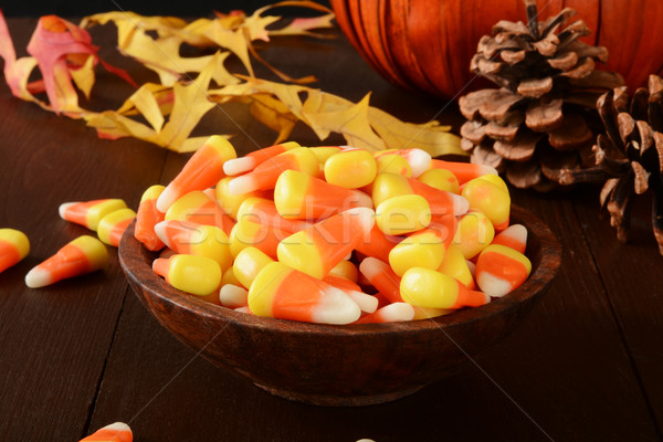 Halloween candy Stock photo © MSPhotographic