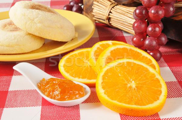 Orange marmalade Stock photo © MSPhotographic