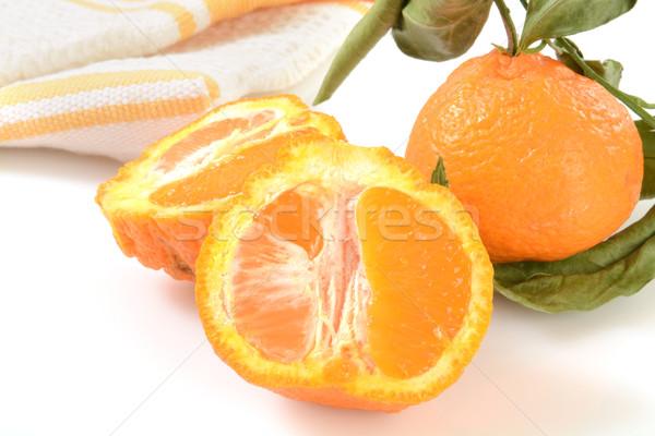 Sumo Oranges Stock photo © MSPhotographic