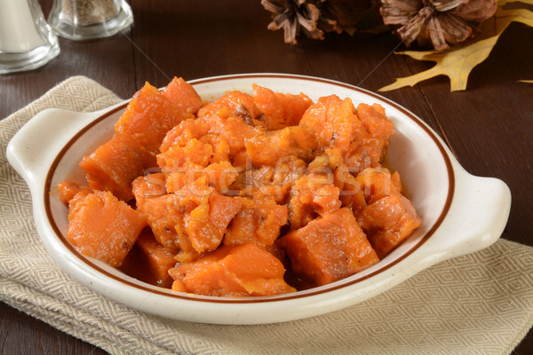 Sweet potatoes Stock photo © MSPhotographic
