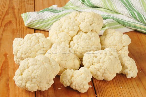 Cauliflower Stock photo © MSPhotographic